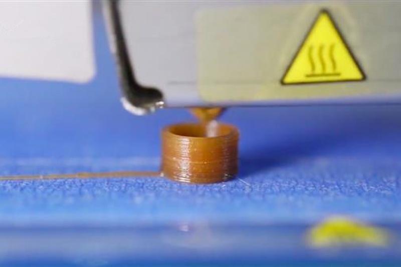 活久见!科学家用水、二氧化碳和光合作用制造出3D打印材料