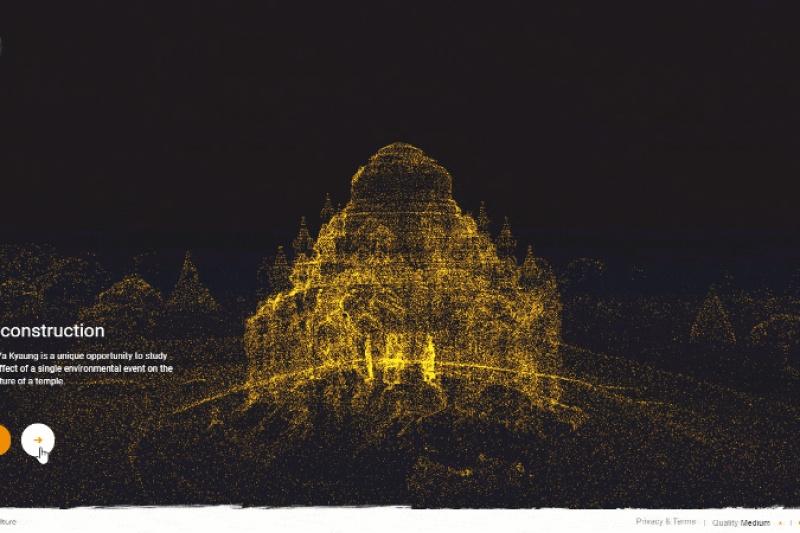 谷歌联手CyArk将3D扫描古代遗迹带到你眼前