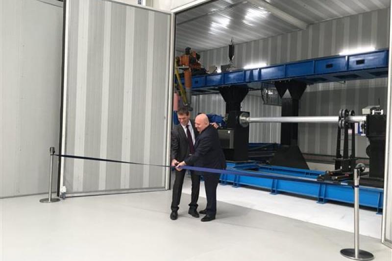 打印体积达9×3×1.5m!金属3D打印公司Titomic推出世界最大金属3D打印机