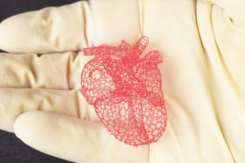 咽喉含片做材料的3D打印支架,还将影响生物打印和微流体技术?!