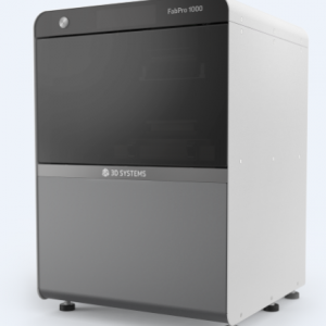 3D SYSTEMS 最新入门工业级DLP机型FabPro1000
