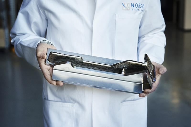 欧瑞康联手德国汉莎航空,为航空航天业建立增材制造标准