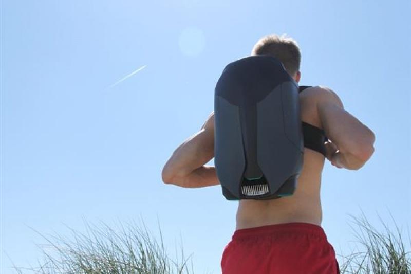 3D打印水下喷气式背包,带你体验一把水下速度与激情