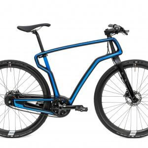 自行车掀起创新风暴,3D打印定制车架你值得拥有