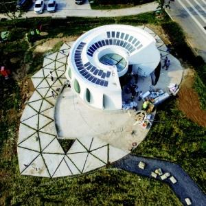 圣路易斯华盛顿大学:3D打印技术彰显未来主义建筑