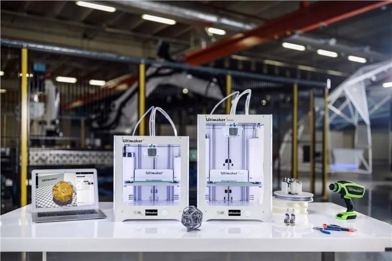 Ultimaker 3: 揭开专业3D列印机新世代