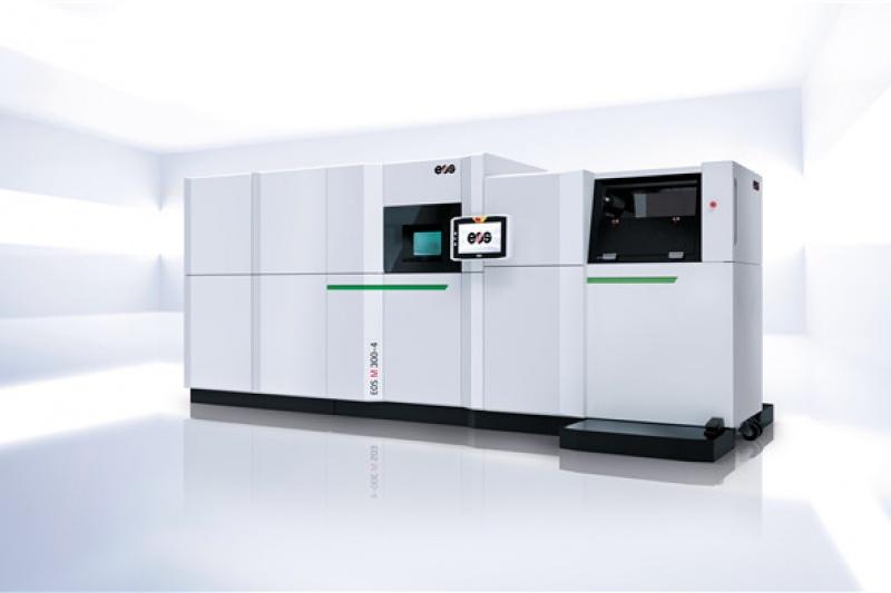 千呼万唤使出来!EOS推出适用于数字化工业级增材制造的EOS M 300系列设备