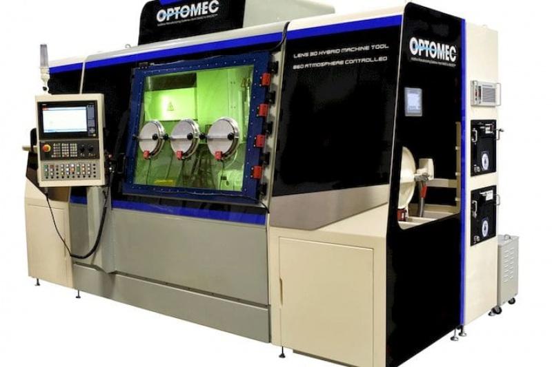 Optomec发布新品,这么便宜金属3D打印机你见过没?