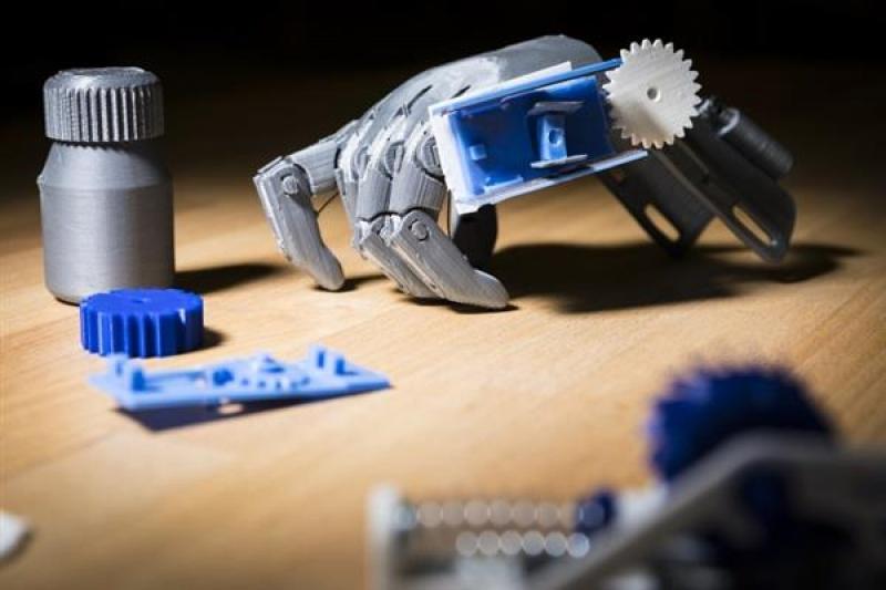 怕忘记吃药?3D打印来帮你