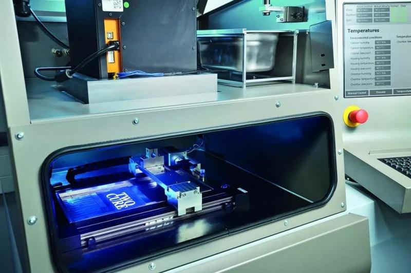 不浪费支撑材料,德国推出光固化新技术
