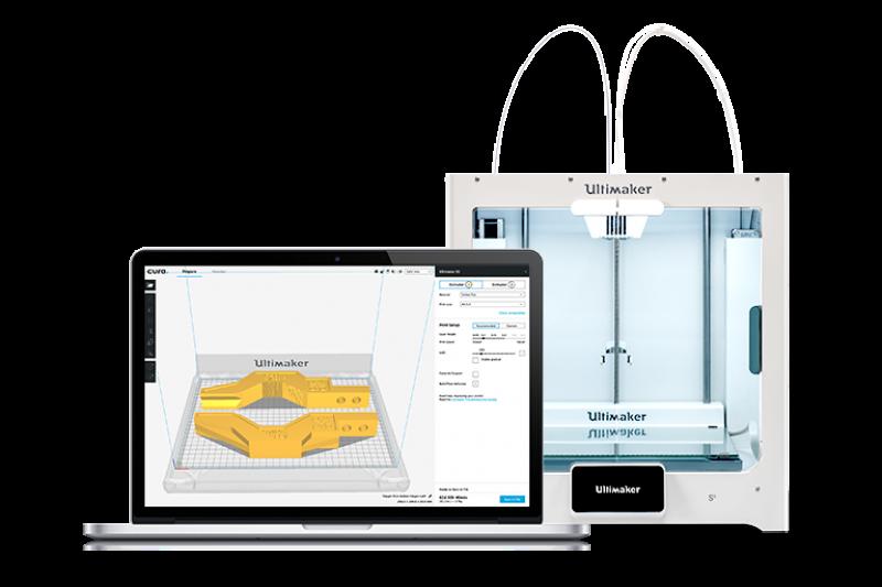 Ultimaker继续开启新的3D打印应用程序