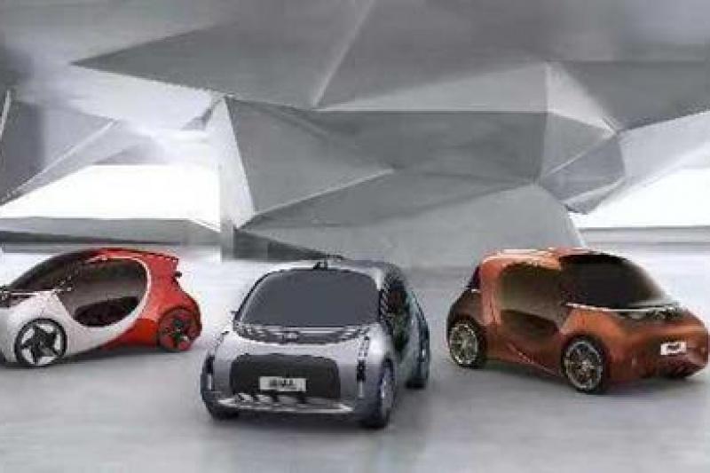 巴斯夫与广汽研究院合作打造电动概念车系列解决方案