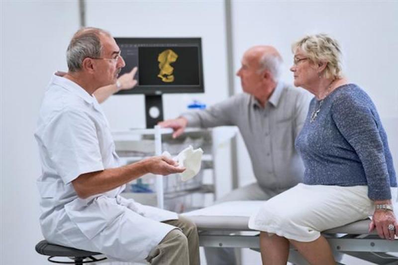 Ultimaker S5及Stratasys 3D打印机通过Materialise验证  可用以打印患者特定解剖模型