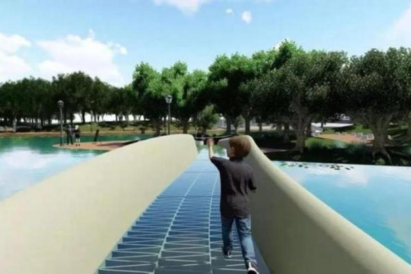 国内首座3D打印桥年内上海投用!敢不敢去走走?