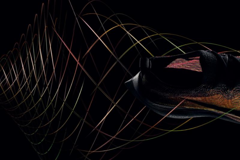 耐克3D打印跑鞋最新升级,让你一步上天!