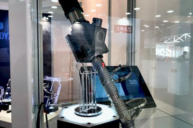 Dyze Design最新高速3D打印组件一览
