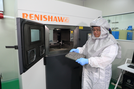 雷尼绍金属3D打印技术助力国研院仪科中心推动再生医学产业创新与发展