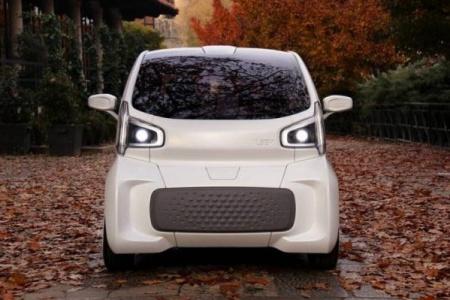 XEV推出3D打印车辆LSEV 预计今年4月上市