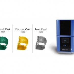 Prodways 推出首款DLP 3D打印机