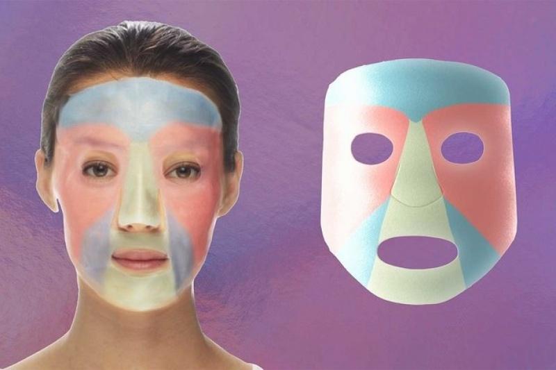 少女们看过来!这个3D打印面膜能一次性解决五大肌肤问题!