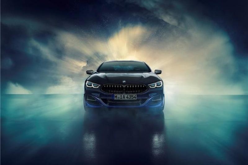 夜空从此多了一颗闪亮的星-BMW 夜空版