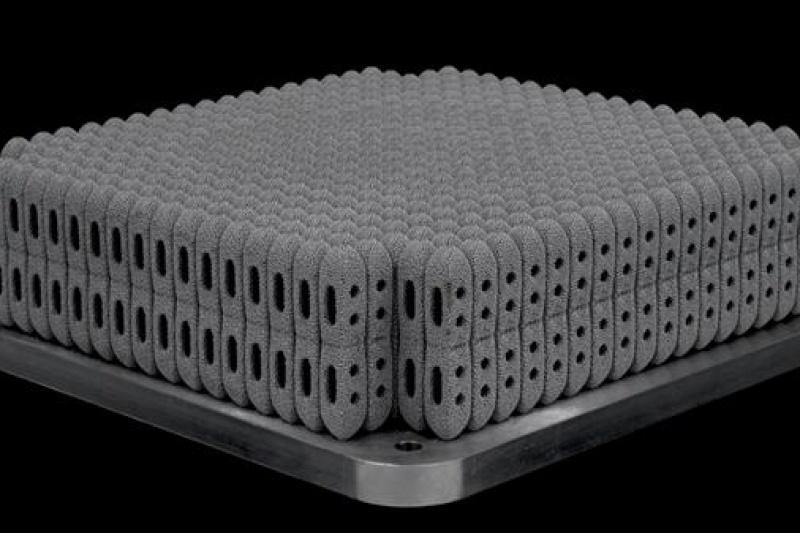 Betatype金属3D打印将整形外科植入物的生产率提高2倍