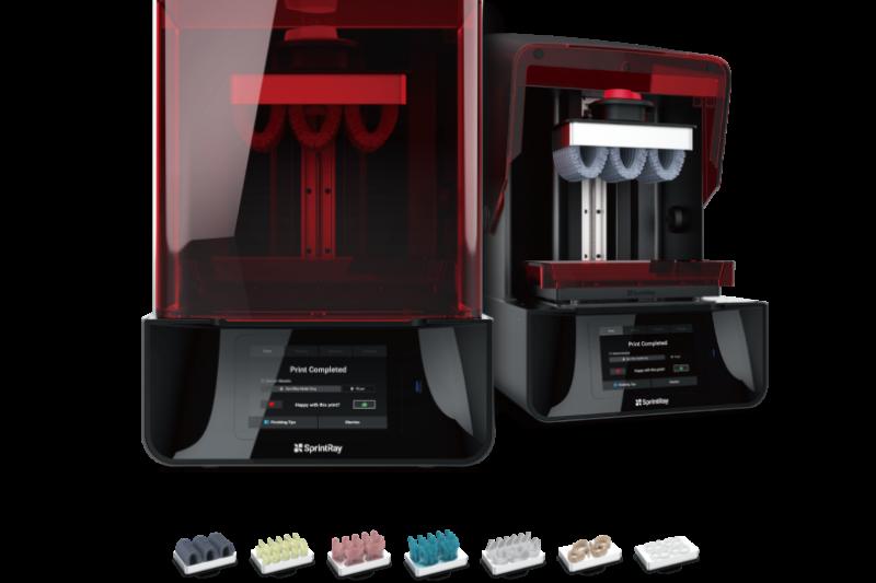 美国SprintRay公司发布新品—SprintRay Pro