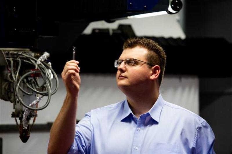 可切割钛合金,斩获创新大奖的3D打印钢铣刀,你不想了解下?