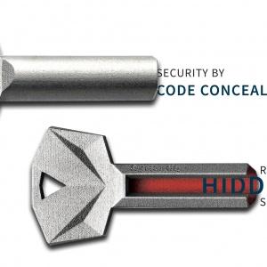 3D打印密钥让你拥有军事级保障
