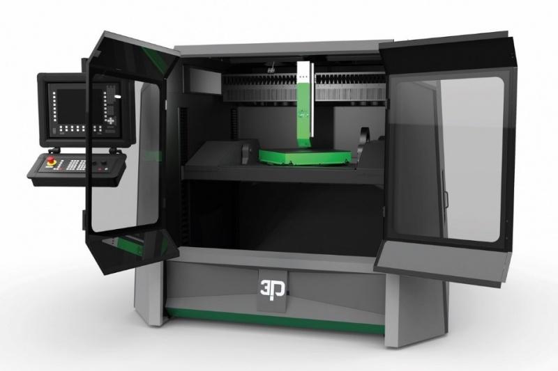 源自奥地利的HAGE工业级3D打印机首秀TCT