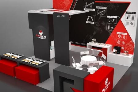 2019年TCT亚洲展:锐力斯新推出高耐磨耐高温的宝石喷嘴