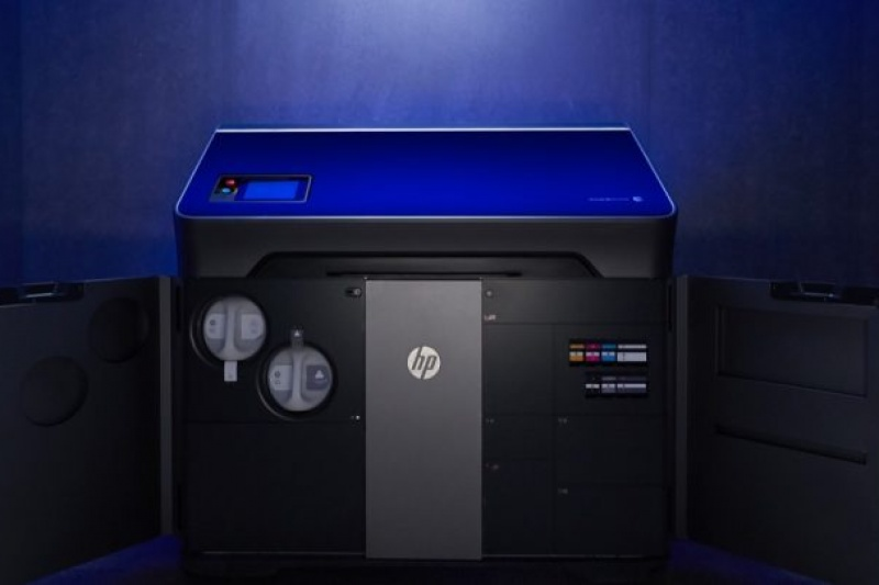惠普发布全彩3D打印机,加速普及3D技术行业应用