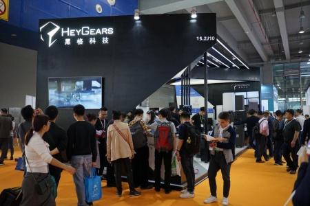 黑格科技全链条3D打印齿科解决方案成华南国际口腔展焦点