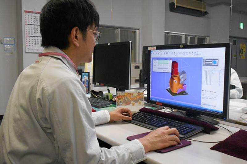 日产汽车的3D打印生产流程自动化
