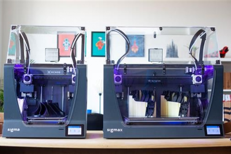 3D打印融资接连不断