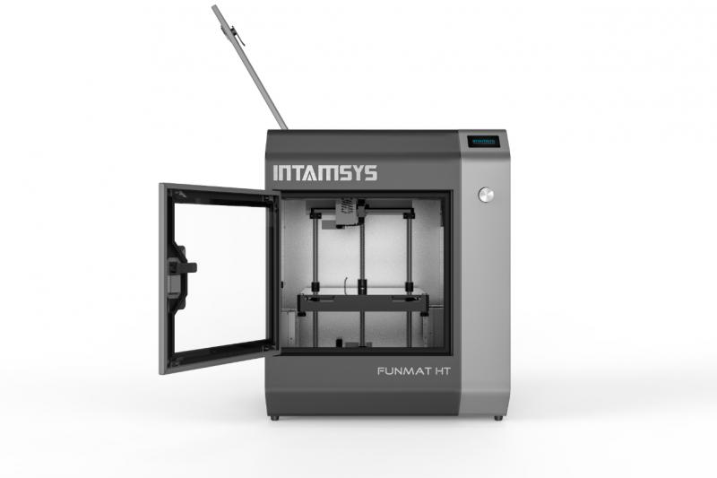 远铸智能推出升级版高性能材料FUNMAT HT 3D打印机