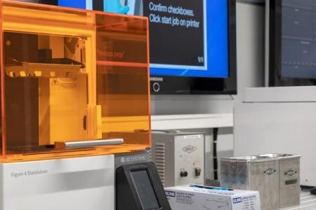 3D Systems集成到诺基亚工厂的增材制造