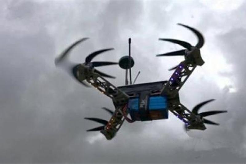革命性的Vortex 3D打印多转子无人机面世