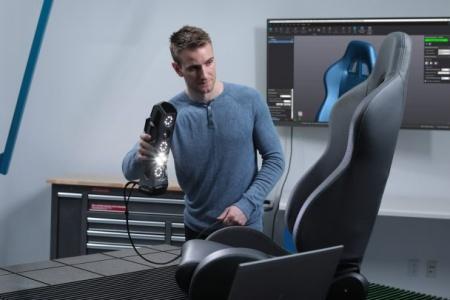 以实力支持创新,Creaform 发布两款便携式3D扫描仪