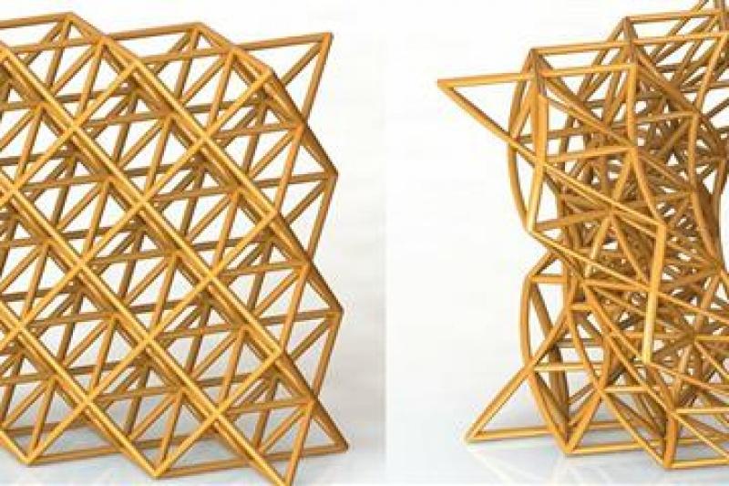 什么智能材料硬如木头,软如海绵?