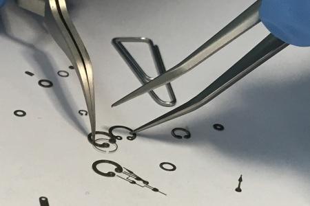 比头发还细的结构,这个新的微型3D打印技术就可以做到