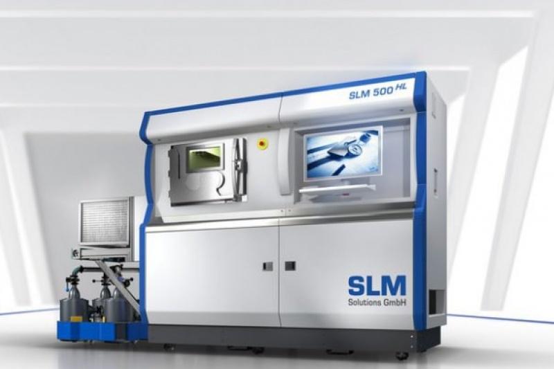 劳斯莱斯收购SLM Solutions的SLM®500系统扩大AM产业化