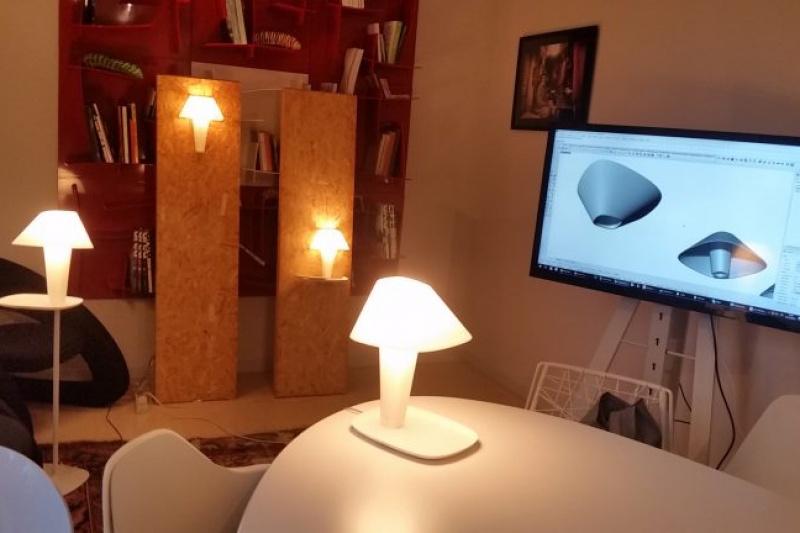 意大利建筑设计师用3D打印创造时尚家居产品