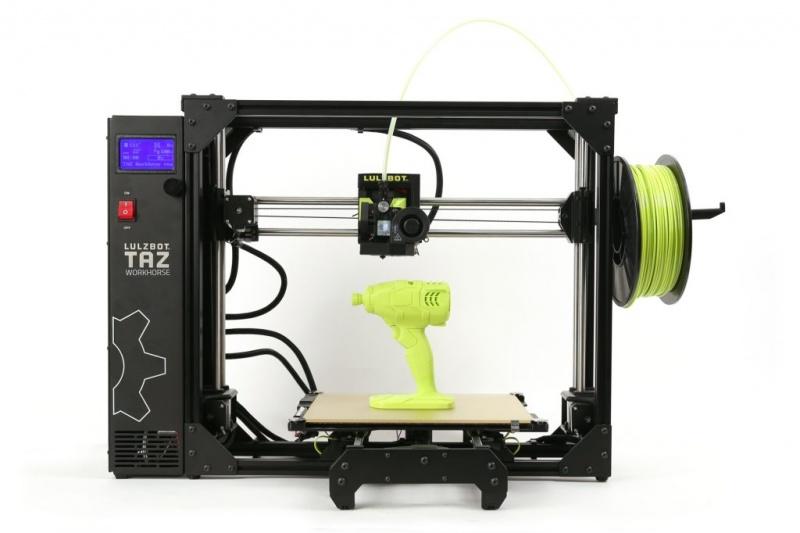 Aleph Objects和FluidForm合作开发生物3D打印机LulzBot Bio