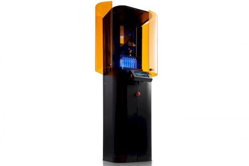 树脂3D打印机NP1,高速并可打印精细结构