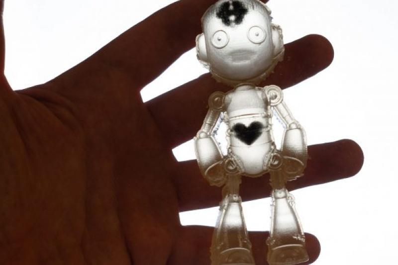 这一小步,或许能影响3D打印机器人的一大步