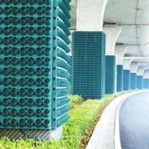 """郑州高架桥首次用3D打印种植土""""黑科技"""",UCLA获资研发环保型3D打印混凝土"""