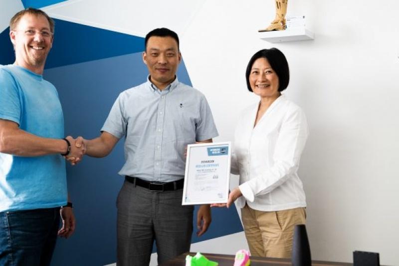 德国DyeMansion国内首家授权经销商竟是来自北京的TA