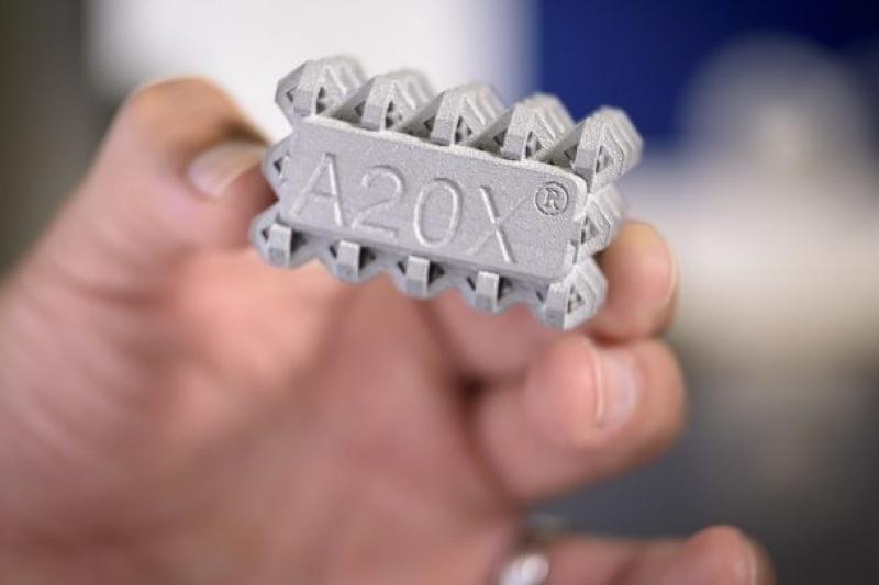 最强金属铝合金粉,UTS已超500 MPa
