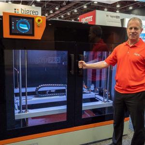金属塑料3D打印:炒作与静音革命